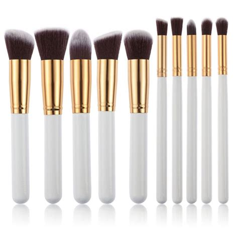 Brush Set Brush Set 10 kabuki brush set my make up brush set us