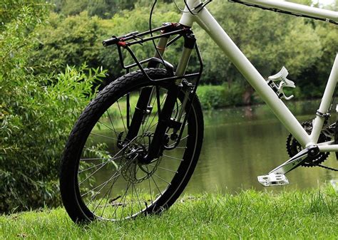 Bicycle Front Rack by All About Front Racks For Bicycle Touring Cyclingabout
