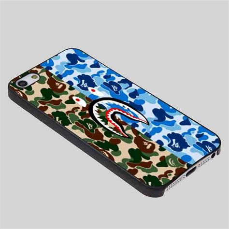 bape shark camo flag r for iphone 4 4s 5 5s 5c samsung s3