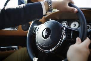 Rolls Royce Steering Wheel Special Report Rolls Royce Wraith Ghost And Phantom