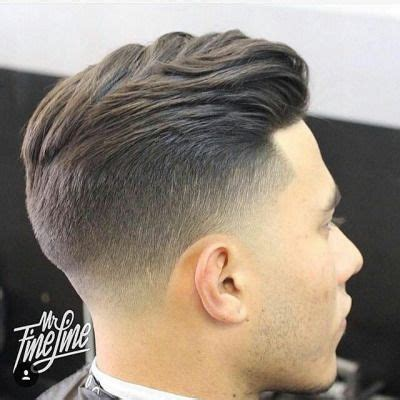 zero fade haircut with length on top 25 best ideas about fade haircut on pinterest men s