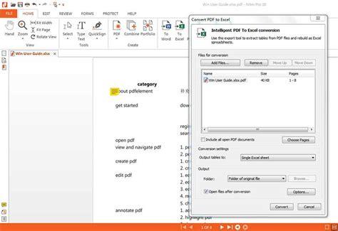 convert pdf to word nitro software converter pdf para excel xlsx xls com o nitro pro
