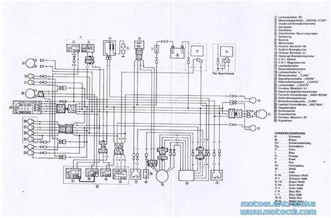 schaltplan wiring diagram cd i ktm 250 xc f user manual page 64 68 moto cdi elektronika view topic zapłon yamaha 600 2kf