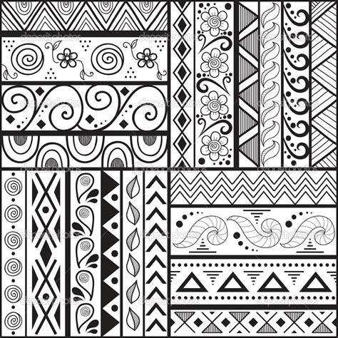 easy pattern sketch easy patterns to draw cool but easy patterns to draw