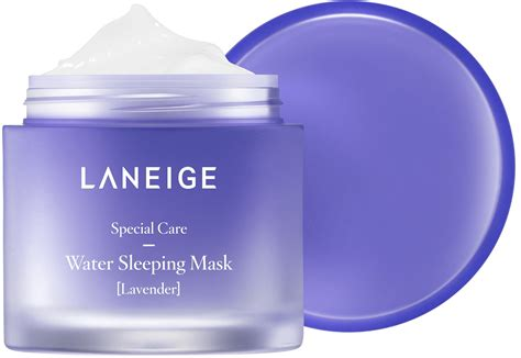 Laneige Water Sleeping Mask Tumbler Limited Edition sleep to beautiful skin with laneige s new sleeping mask