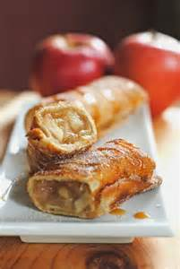cinnamon apple dessert chimichangas keeprecipes your