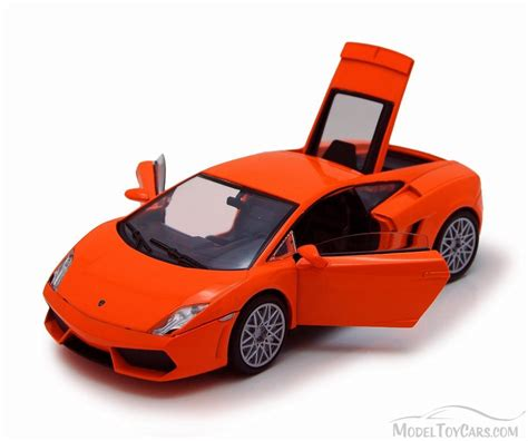 toy lamborghini lamborghini lp560 4 orange motor max 73362w 1 24