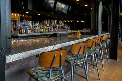 top golf bar take a swing through the world s largest topgolf eater vegas