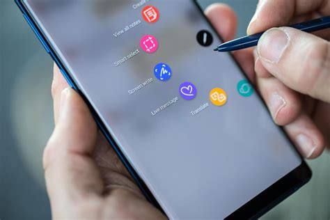note 8 s pen tutorial make a gif using the s pen on galaxy note 8 samsung rumors