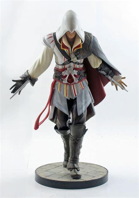 Master Assassin Ezio Figure 2 Set Assassin S Creed 2 Master Assassin S Edition Gutted