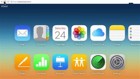 apple icloud icloud 2017 tutorial apple icloud youtube