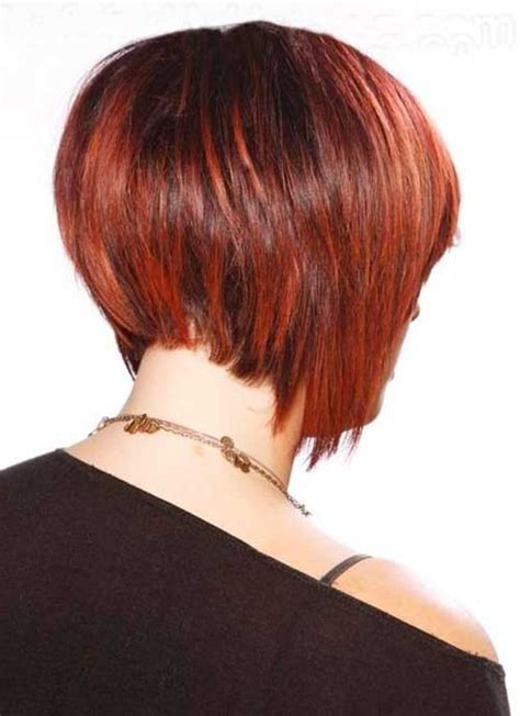 how to cut hair so it stacks 35 brief stacked bob hairstyles pinkous