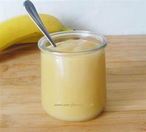 compote pomme banane aux fourneaux