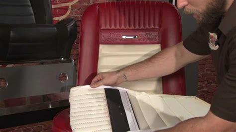 upholstery youtube mustang tmi upholstery 1965 1973 youtube