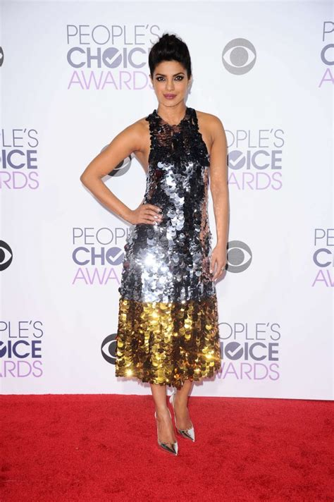 Peoples Choice Awards Mega Picture Post by Priyanka Chopra Peoples Choice Awards 2016 01 Gotceleb