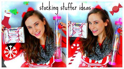 stocking stuffer ideas cheap christmas gift ideas youtube