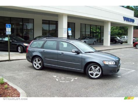 2008 titanium grey metallic volvo v50 2 4i 30037278 photo 9 gtcarlot car color galleries