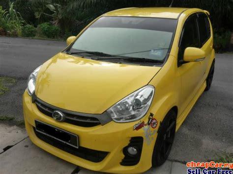 perodua myvi loan continue loan perodua myvi se 1 5 auto tahun 2013 klang