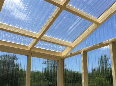 polycarbonate patio roof exclusive polycarbonate corrugated roof panel 6 patio