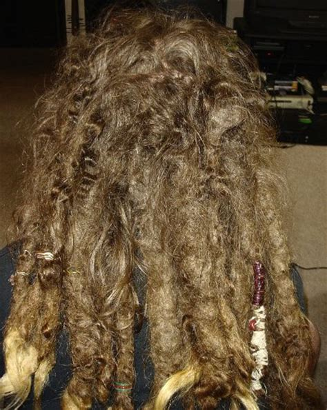 How To Detangle Matted Hair Without Cutting by Image Gallery Matted Dreadlocks