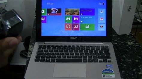 Notebook Asus Vivobook X202e Pre O asus vivobook tela de toque x202e review