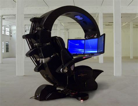 Top Pc Gaming Chairs by The Emperor Work Gaming Station Engineering Amp Technology