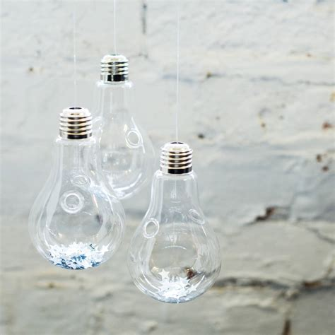 Glass Hanging Vase by Glass Hanging Vase Lightbulb By Bonnie And Bell