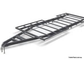 cer trailer kitchen ideas 6m enclosed trailer plan