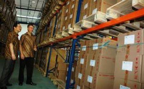 layout gudang logistik soho group distribution raih setifikat gsdp tribunnews com