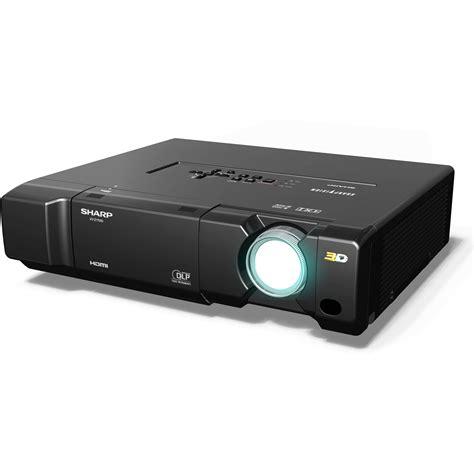 Proyektor Sharp sharp xvz17000 3d sharpvision 1080p dlp front projector