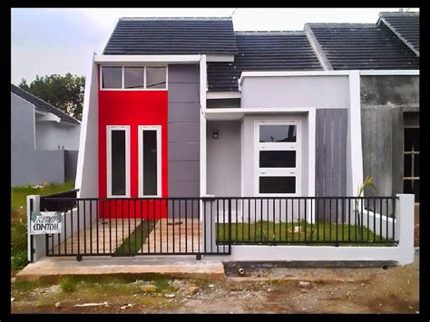 desain rumah minimalis sederhana terbaru