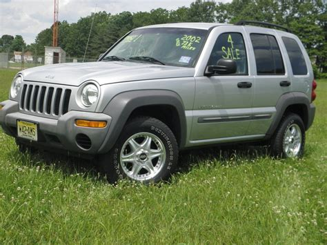 2002 Jeep Liberty Sport Reviews Picture Of 2002 Jeep Liberty Sport 4wd Exterior