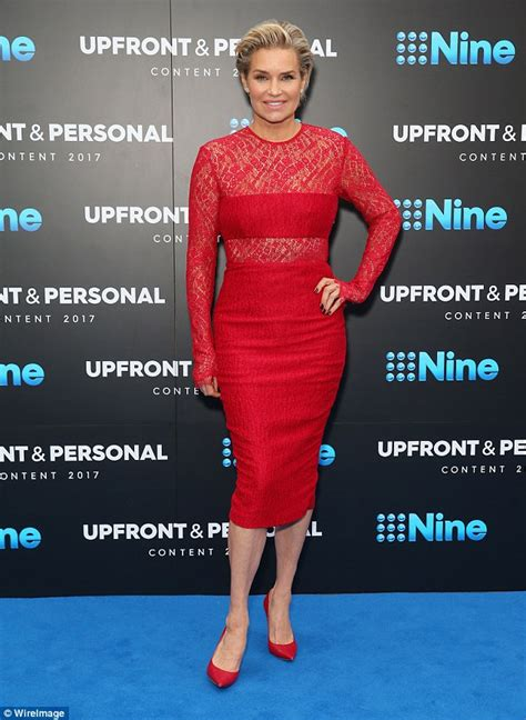 where does yolonda foster buy her dresses lisa wilkinson and sylvia jeffries attend channel nine