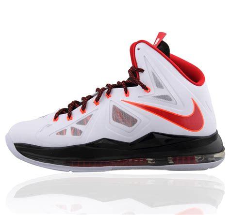 nike lebron x home basketball shoes lebronx10140007