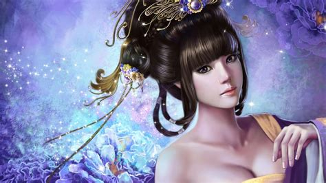anime chinese girl wallpaper 43 download beautiful anime girls pictures in high