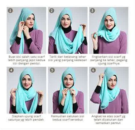 tutorial hijab segi 4 terbaru 2015 tutorial hijab scarf segi empat terbaru 2016