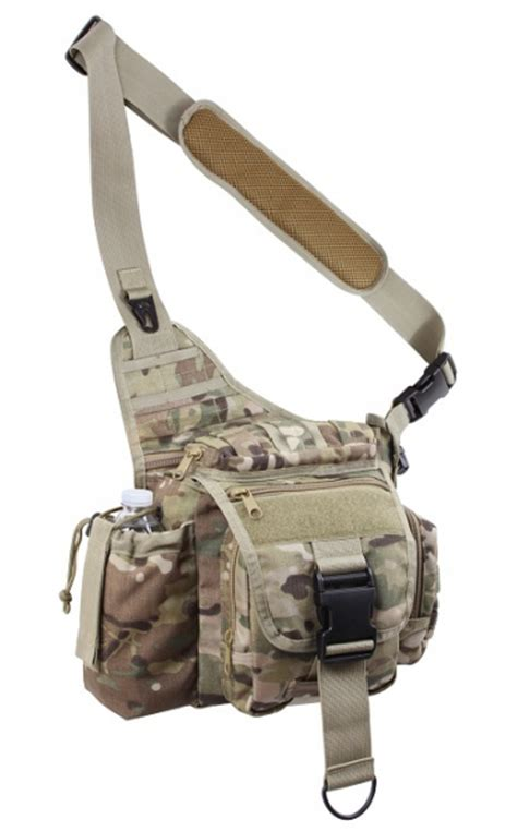 Ransel Tactical Army Assault Multy Cordura Import Green us advanced tactical army multicam ocp outdoor shoulder hip bag schultertasche ebay