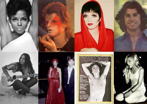 1970s female celebrities 1970s celebrity vintage style icons influences on 2011
