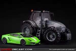Lamborghini Tractor Cost The 1 16 Lamborghini Tractor R8 270 Dcr From Bruder A
