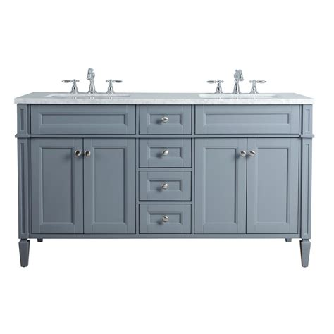 Home Depot Bathroom Sink Vanity Sink Vanities With Tops Bathroom Vanities The Home Depot