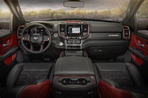 Celebrate Home Interiors 2019 Ram 1500 Rebel Interior The Fast Lane Truck