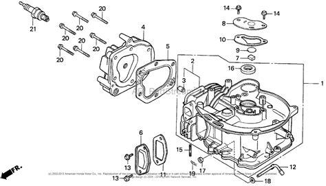 honda parts diagrams honda gxv120 parts diagram imageresizertool