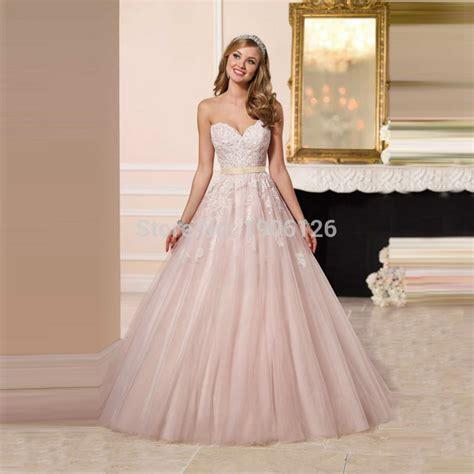 hochzeitskleid blush blush robes de mari 233 e promotion achetez des blush robes de