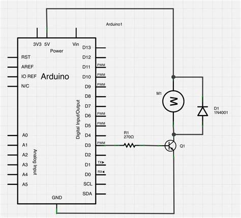 arduino transistor led driver transistors arduino lesson 13 dc motors adafruit learning system