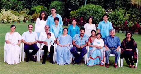 best celebrity photos: Daggubati Venkatesh Family Photo