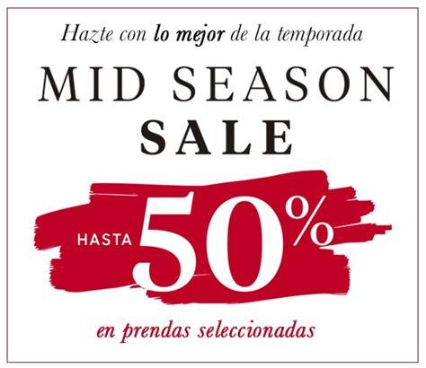Wallis Mid Season Sale by Mid Season Sale Hasta 50 Con Cortefiel Centro
