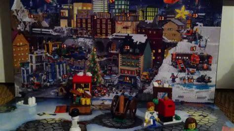 Calendrier De L Avent Lego City 2014 Calendrier De L Avent Lego City Jour 11 2014 Fran 231 Ais