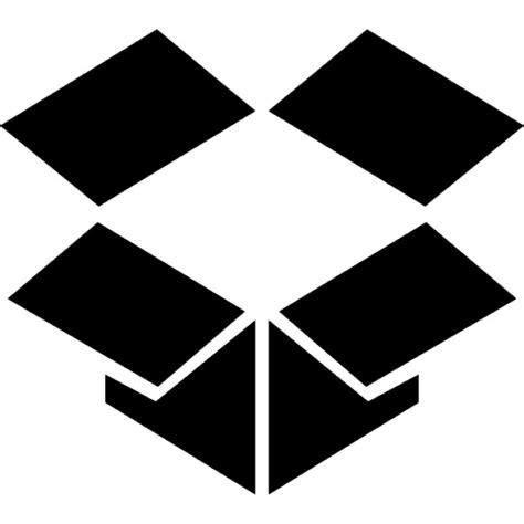 dropbox grey icon dropbox symbol vectors photos and psd files free download