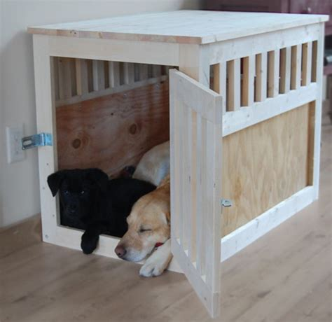 Stylish Dog Crates ? So Your Cute And Furry Friend Can Become Part Of The Family