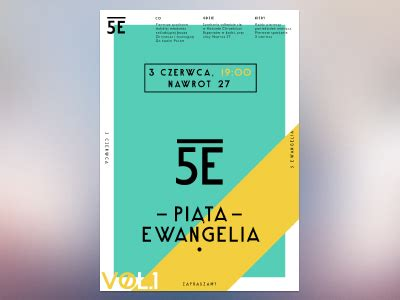 25 Creative Flat Print Design Projects Designbump